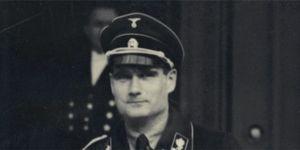 Foto: El extraño suicidio de Rudolf Hess, último prisionero nazi