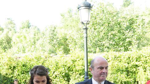 La discreta familia del ministro Luis de Guindos que no quería que aceptara el puesto