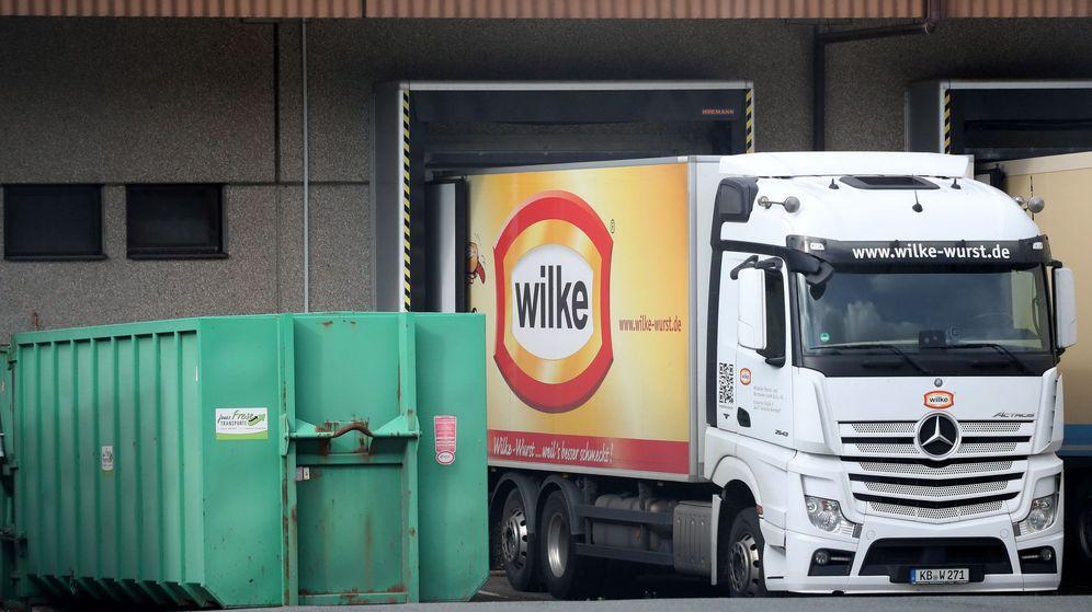Foto: Fábrica de Wilke en Alemania. (EFE)