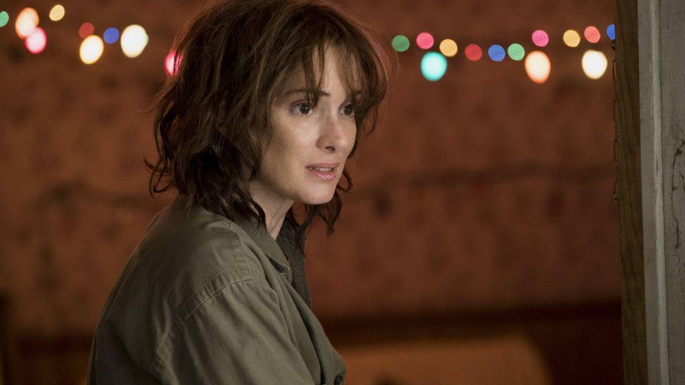 Foto: La actriz Winona Ryder en una imagen de 'Stranger Things'.