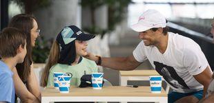 Post de La visita sorpresa de Rafa Nadal a Anita, la joven recogepelotas del Open de Australia