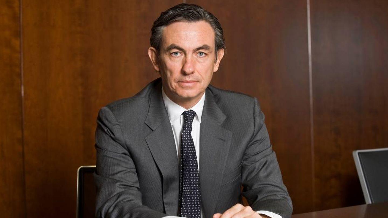 Álvaro Aresti, presidente de Distrito Castellana Norte.