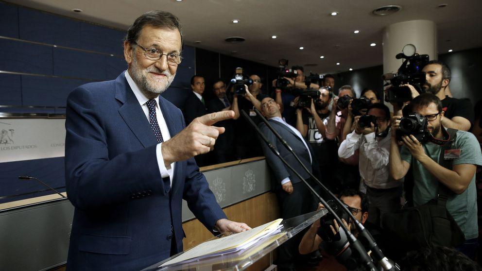 Rajoy irá a la investidura aunque fracase y seguirá buscando el apoyo del PSOE