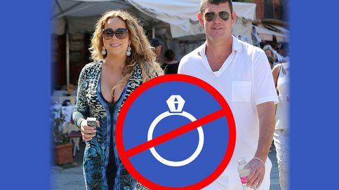 Mariah Carey no puede casarse con su prometido por razones judiciales