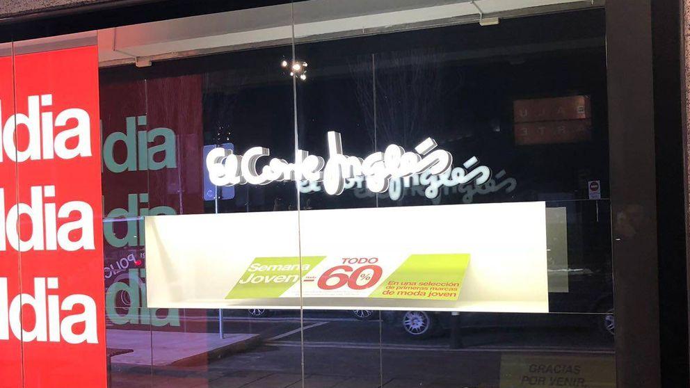 Gracias por venir, sabemos lo que te cuesta llegar: alarma en las tiendas de Pamplona