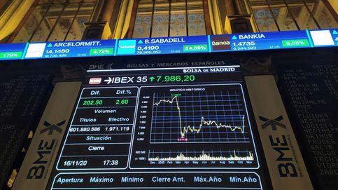 Las bolsas pisan el acelerador: el Dow Jones rompe los 30.000 por primera vez