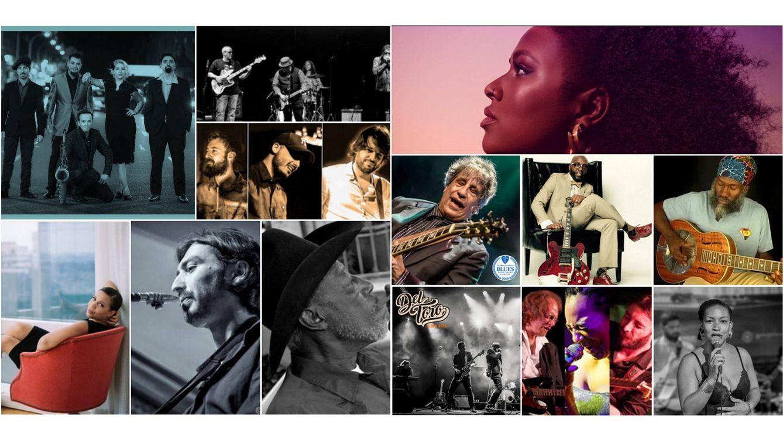 Foto: La tercera edición de Gigantes del Blues será del 3 al 30 de marzo.