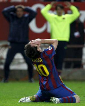 El Barcelona saldrá a golear con ánimo de venganza