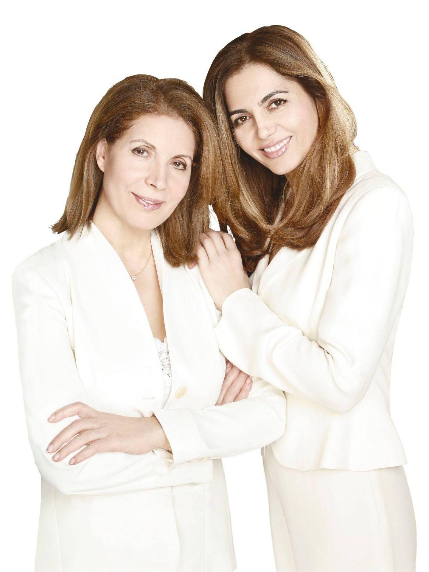 Massi y Nasrin Massumeh (Pepe Botella/Cortesía)