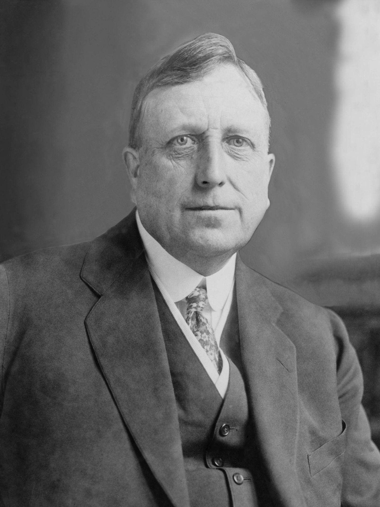 William Randolph Hearst, el magnate de la prensa que inspiró la película. (CP)