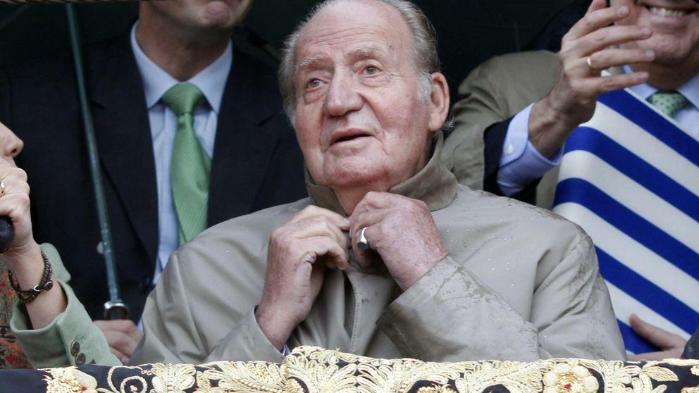 Don Juan Carlos, invitado de honor de la corrida de Brihuega
