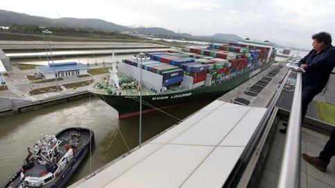 El gas natural licuado, éxito de la ampliación del Canal de Panamá