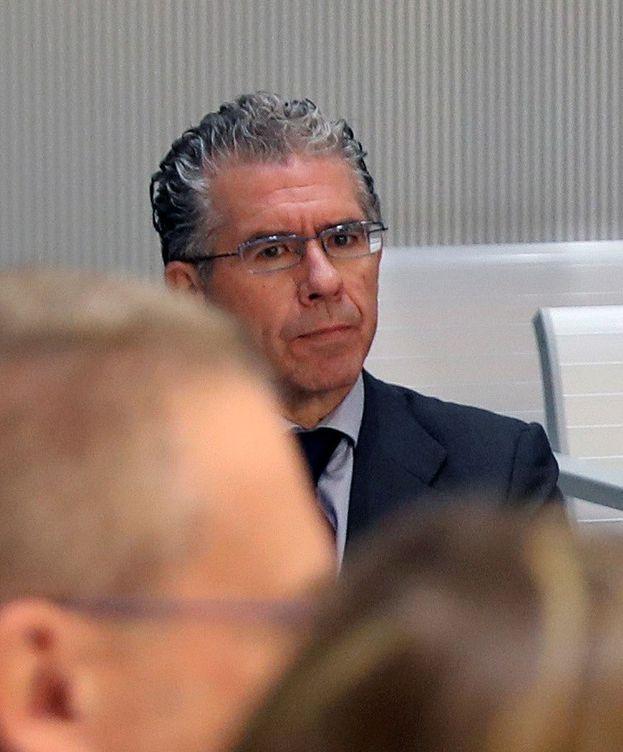Foto: Francisco Granados se enfrenta al primer juicio de la trama Púnica. (EFE)