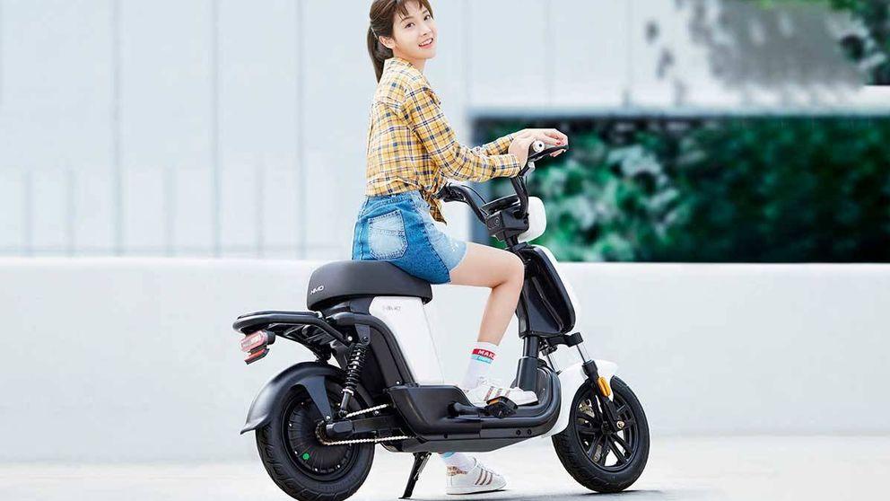 Xiaomi saca su 'motocleta': un ciclomotor eléctrico con 120 km de autonomía por 400€
