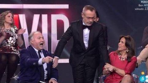 El padre de Elettra Lamborghini pierde completamente los papeles en 'GH VIP'