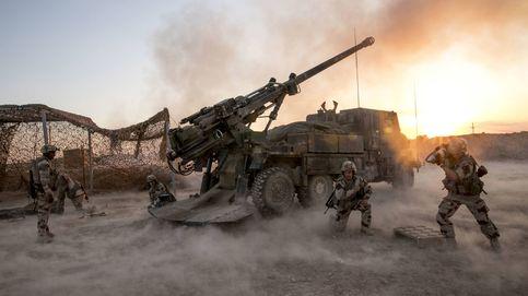Así es la nueva artillería pesada: más ágil, más sofisticada y más letal