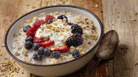Los alimentos que mejoran mucho si los tomas con la leche