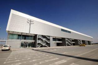 Foto: El dinero público, al rescate (otra vez) del Aeropuerto de Ciudad Real