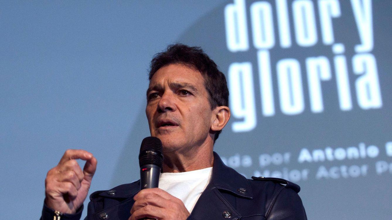 Antonio Banderas, entre los actores de color para la prensa estadounidense