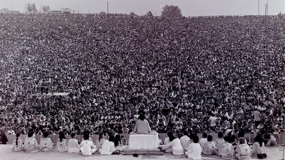 ¿Cuánto cobraron las estrellas en el Festival de Woodstock de 1969?