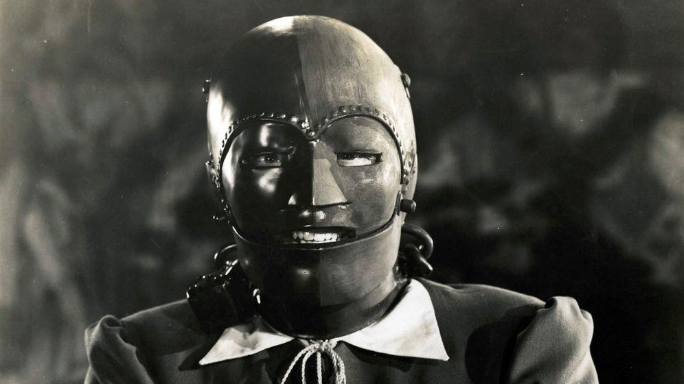 Foto: ¿Quién se ocultaba realmente detrás de la máscara?