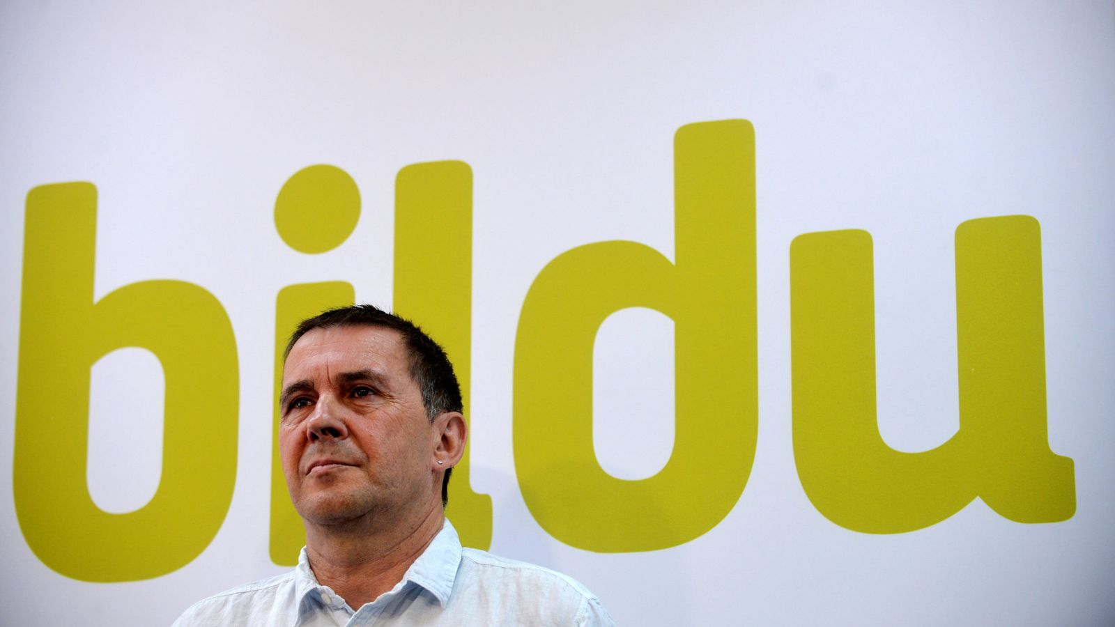 Foto: Arnaldo Otegi, líder de Bildu y pretendido candidato por Guipúzcoa a las elecciones vascas. (Reuters)