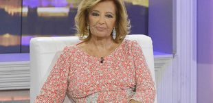 Post de María Teresa Campos habla sobre el fin de su contrato con Telecinco