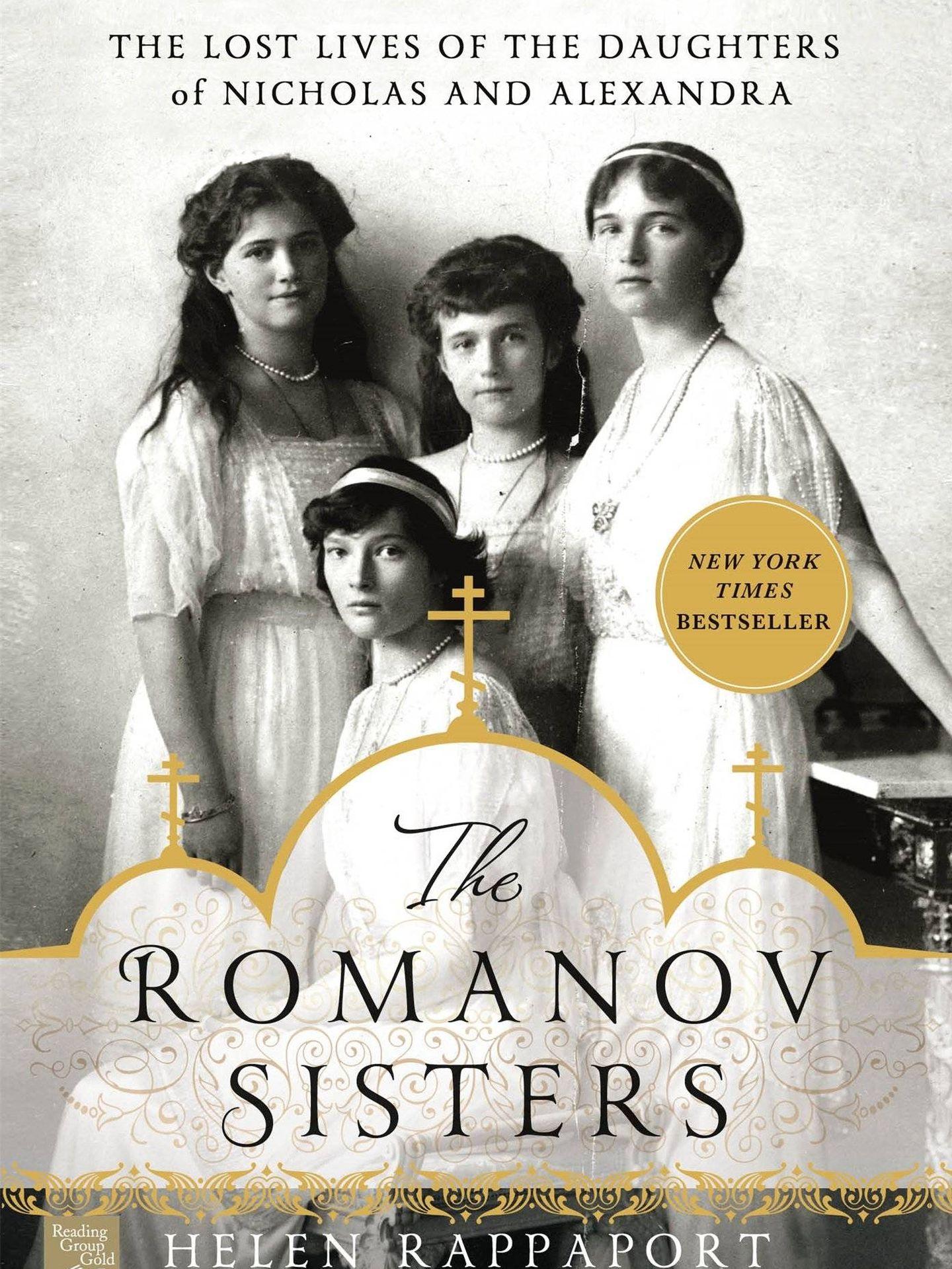 'The Romanov Sisters'. (Amazon)