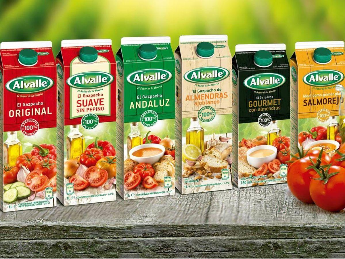 Foto: Los consumidores que devuelvan los paquetes afectados recibirán un reembolso (Gazpacho Alvalle)