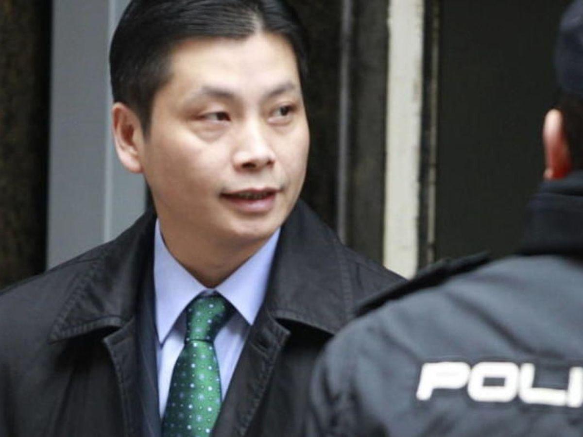 Foto: Gao Ping, supuesto líder de la trama de blanque. (EFE)