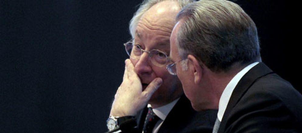 Foto: Nin, el más reticente de la cúpula de La Caixa a una posible fusión con Bankia