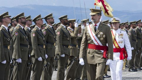Tras el polémico documental sobre Felipe VI, ETB apunta contra el Ejército