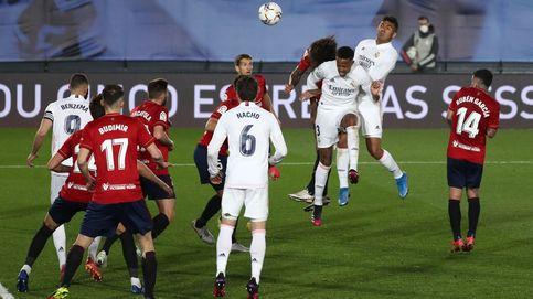Militao resuelve un problema central en el Real Madrid y hace olvidar a Sergio Ramos