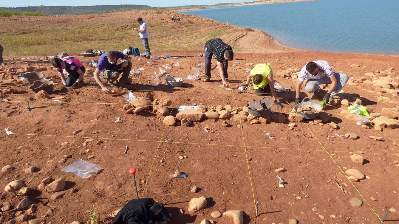 Foto: Las excavaciones en la zona han dado grandes resultados. Foto: Universidad de Jaén