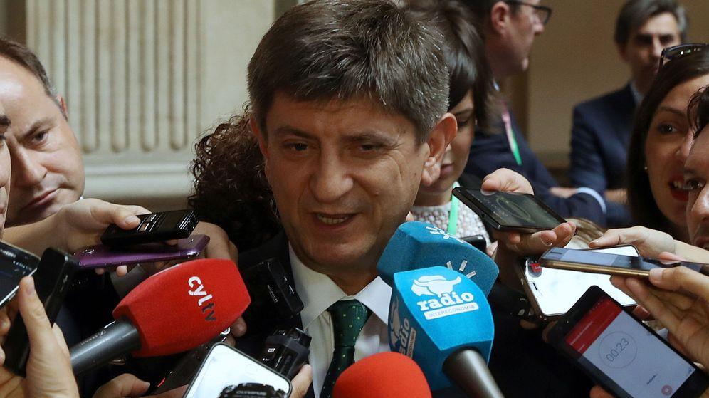 Foto: Enrique Sánchez del Villlar, hasta ahora consejero delegado de Unicaja (Efe)