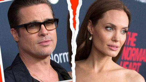Angelina Jolie le pide el divorcio a Brad Pitt tras once años de relación