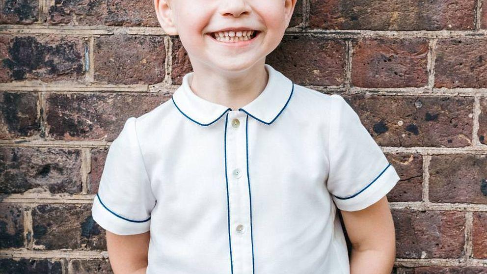 Te contamos cuánto cuesta vestir a tu hijo como el príncipe George