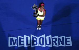 Serena Williams agranda su lugar en la historia con su 19º título de Grand Slam