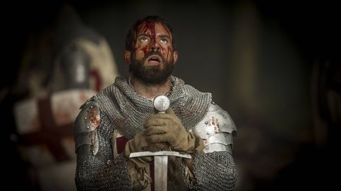 'Knightfall', la serie de templarios al estilo 'vikingo' es (involuntariamente) hilarante