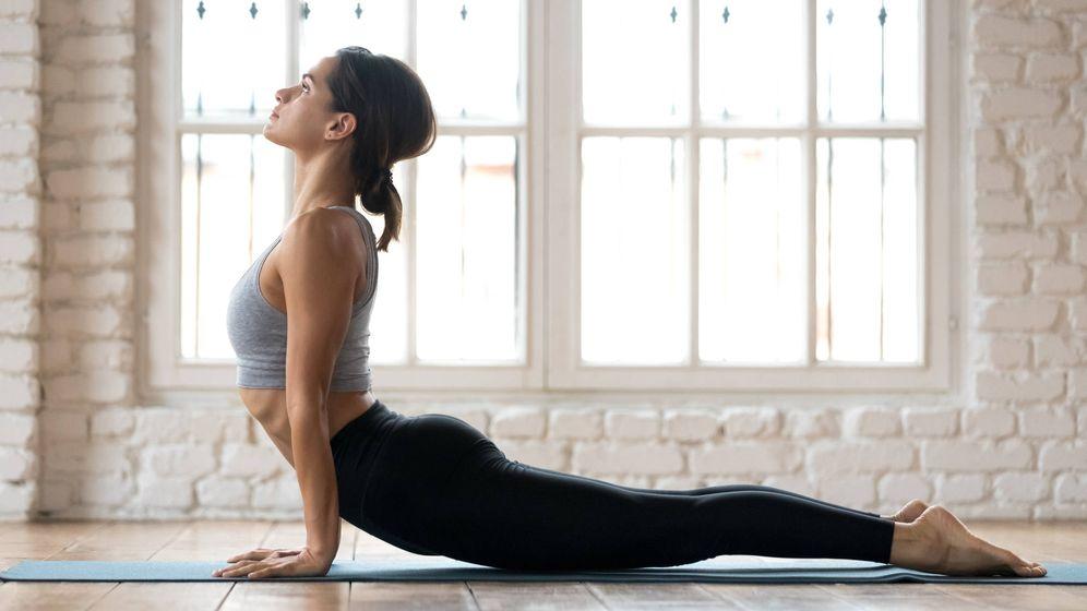 Foto: Yoga, todo beneficios. (iStock)