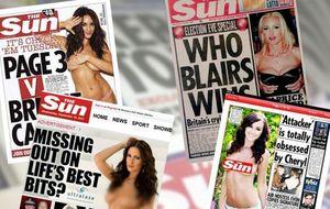No habrá más chicas desnudas en la Página 3 del The Sun