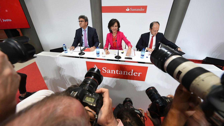 Santander se aferra a la doctrina Banco de Valencia y recurrirá la vía penal en Popular