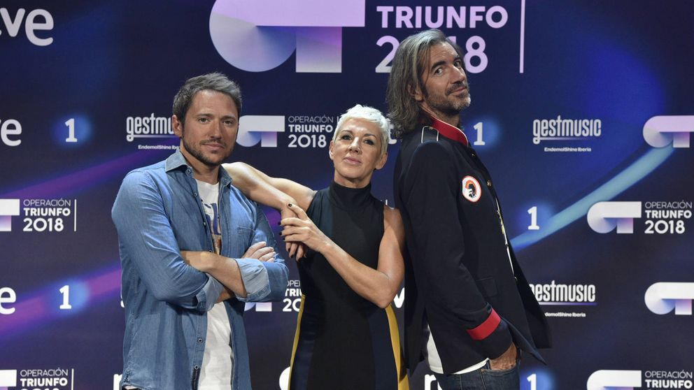 Jurado de 'OT 2018': así son Manuel Martos, Ana Torroja y Joe Pérez-Orive