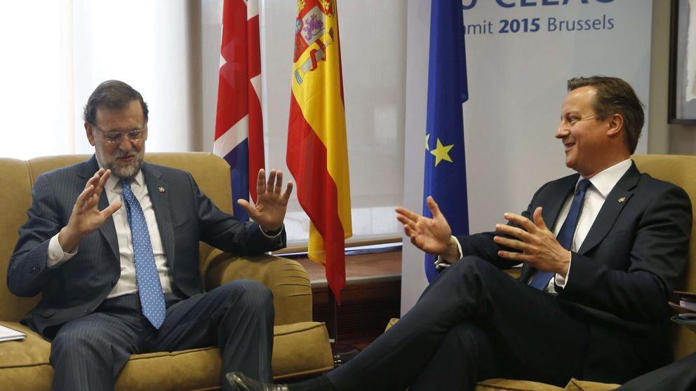 Rajoy y David Cameron ven necesaria una verdadera reforma de la eurozona