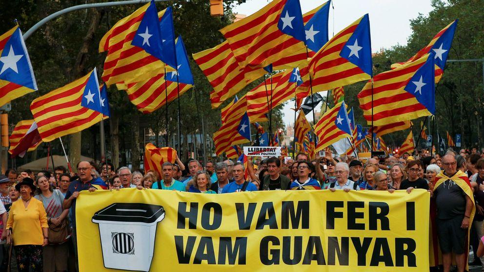 El apoyo a la independencia de Cataluña vuelve a caer y se sitúa en el 41,9%, según CEO