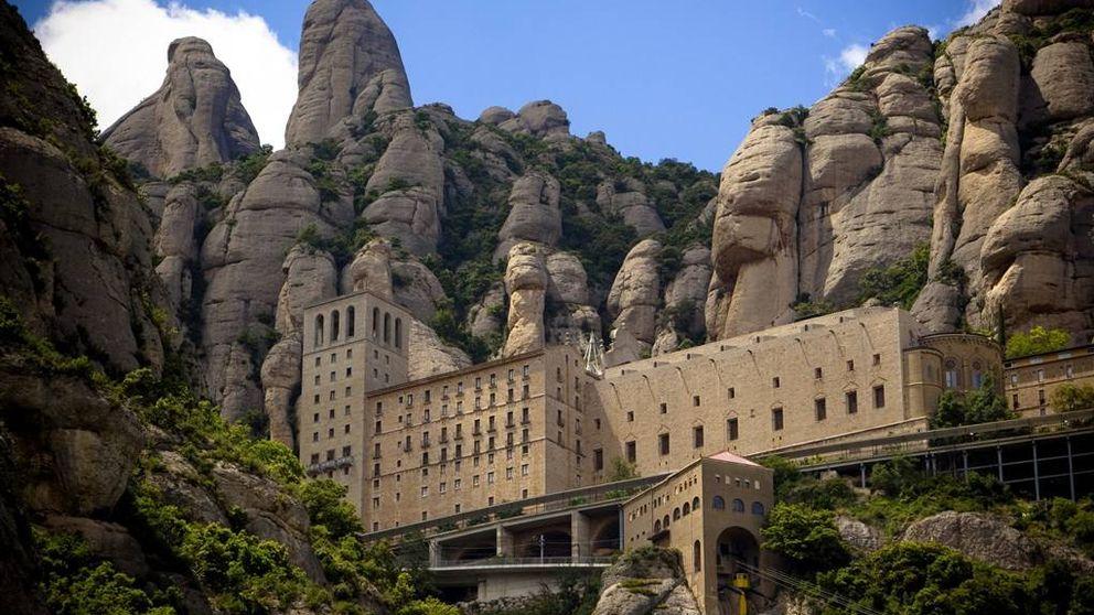 La abadía de Montserrat, gran referencia catalanista, elige evitar humillaciones