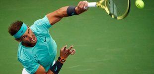 Post de Del susto a la calma: así levantó Rafa Nadal un partido descafeinado ante Fognini