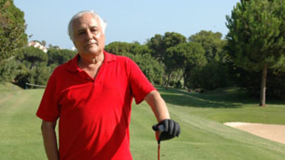 Raúl del Pozo, el golfista vecino del rey Fahd