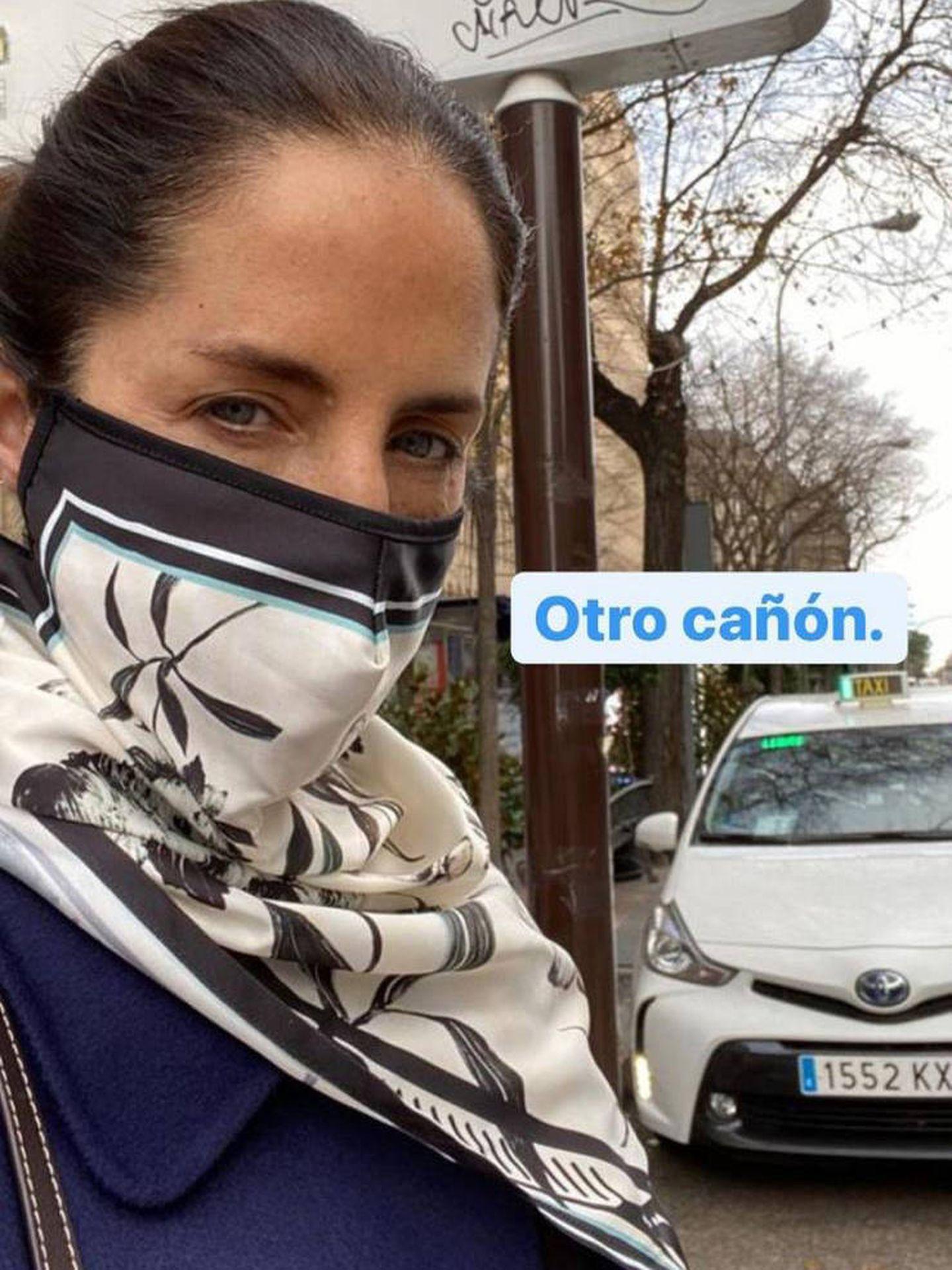 Carolina Adriana Herrera. (Instagram)