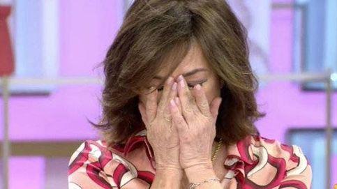 Ana Rosa se derrumba, a lágrima viva, en su despedida de Telecinco: Ha sido duro